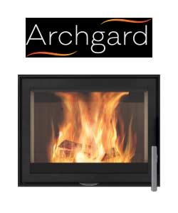 Archgard Wood Fireplace
