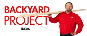 Expert Advice Backyard Projects Promo image