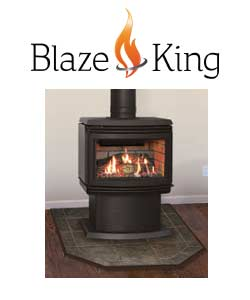 Blaze King Gas Stove