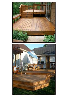 Decking Products Sample Image