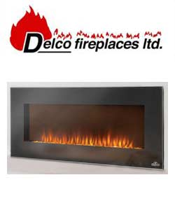 Delco Electric Fireplace