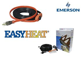 Emerson Easy Heat Products