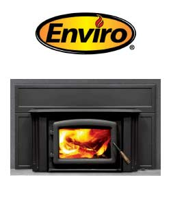 Enviro Wood Fireplace