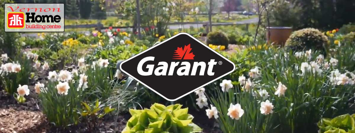 Home Building Centre Gardening Supplies - Garant Brand Banner