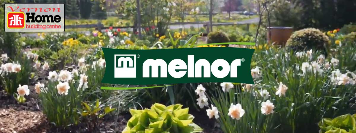 Home Building Centre Gardening Supplies - Melnor Brand Banner
