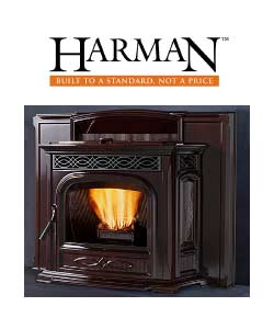 Harman Pellet Fireplace