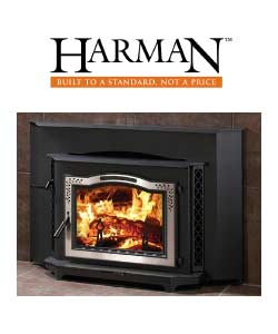 Harman Wood Fireplace