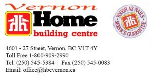 Home Building Centre Generic Business Card For All Departments