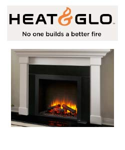 Heat-N-Glo Electric Fireplace