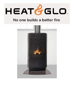 Heat N Glo Gas Stove