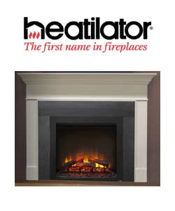 Heatilator Electric Fireplace