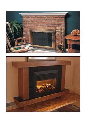 Mantels Products Sample Image