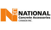 National Concrete Accessories Logo