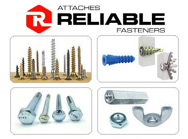 Reliable Fasteners Products