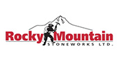 Rocky Mountain Stone Logo
