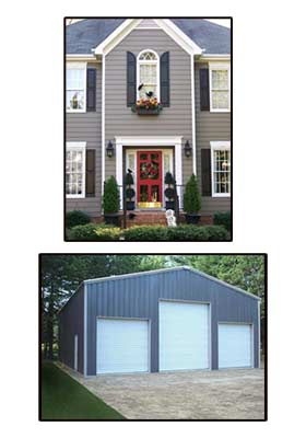 Siding - Panels - Cladding Products Sample Image