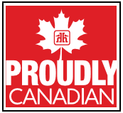 Home Building Centre-Proudly Canadian Logo
