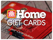 Home Hardware & Home Building Centre Gift Card