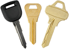 Car Key-House Key-Business Office Key