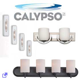 Calypso Bath Lighting