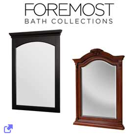 Foremost Bath Mirrors