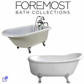 Foremost Bath Tubs