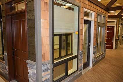 Home Building Centre Custom Door Window Showroom 3