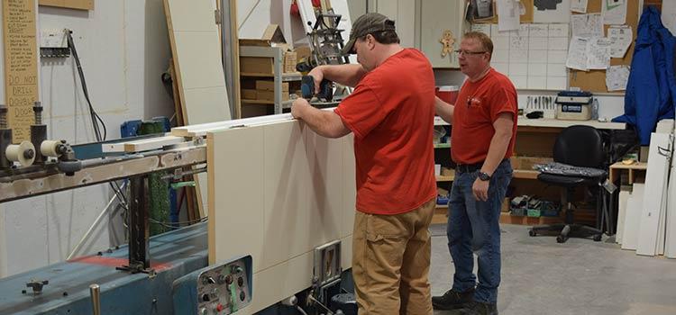 Home Building Centre Custom Door Window Workshop Slider 1