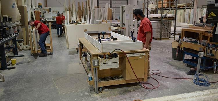 Home Building Centre Custom Door Window Workshop Slider 3