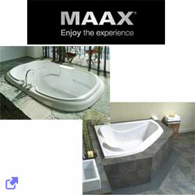 Maax Bath Tubs