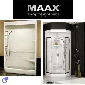 Maax Shower Stalls