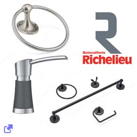 Richelieu Bath Accessories