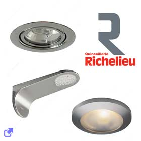 Richelieu Bath Lighting