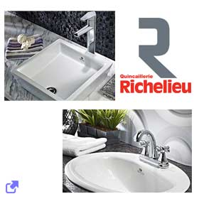 Richelieu Bath Sinks