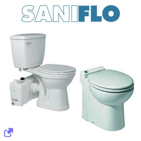 Saniflo Toilets