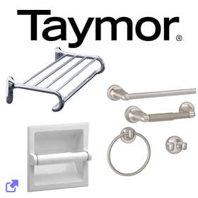 Taymor Bath Accessories