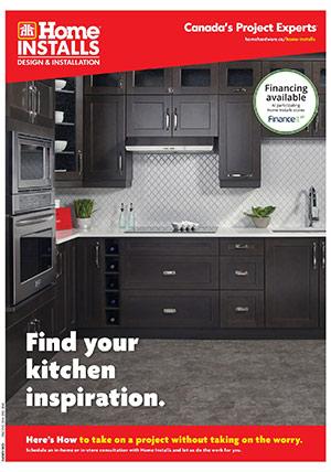 Jan 24- Feb 6 - Flyer 9025 Home Installs - Kitchen Inspiration